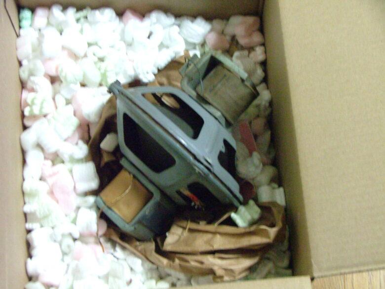 ドイツからオークションで入手したザクセンウェルケの1940年製のスピーカで励磁(フィールドコイル)スピーカーに挑戦しました