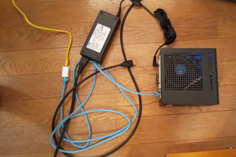 完成したRoonサーバー